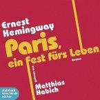 Paris, ein Fest fürs Leben, 4 Audio-CDs