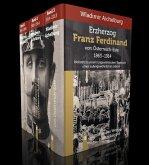 Erzherzog Franz Ferdinand von Österreich-Este 1863-1914. Band 1-3