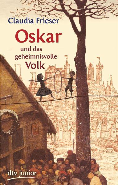 Buch-Reihe Oskar & Albrecht von Claudia Frieser
