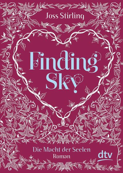 Joss Stirling–Finding Sky