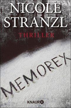 Memorex (eBook, ePUB) - Stranzl, Nicole