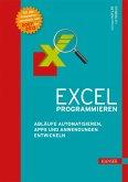 Excel programmieren (eBook, PDF)
