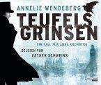 Teufelsgrinsen / Anna Kronberg & Sherlock Holmes Bd.1 (5 Audio-CDs)