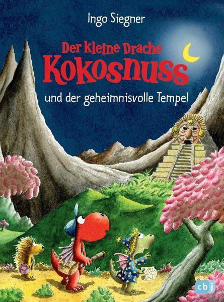Der kleine Drache Kokosnuss und der geheimnisvolle Tempel / Die Abenteuer des kleinen Drachen Kokosnuss Bd.21