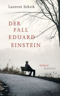 Der Fall Eduard Einstein - Seksik, Laurent