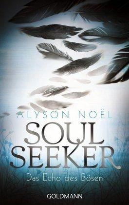 Buch-Reihe Soul Seeker