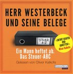 Herr Westerbeck und seine Belege, 1 Audio-CD
