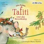 Tafiti und das Riesenbaby / Tafiti Bd.3 (1 Audio-CD)