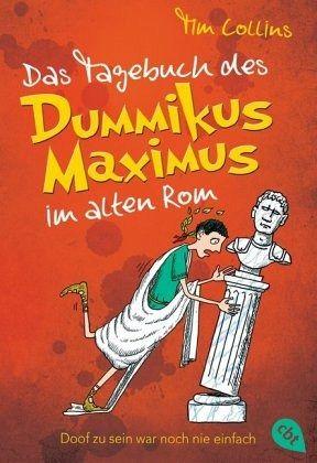 Buch-Reihe Das Tagebuch des Dummikus Maximus
