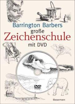 Barrington Barbers große Zeichenschule, m. DVD - Barber, Barrington