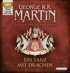 Ein Tanz mit Drachen / Das Lied von Eis und Feuer Bd.10 (4 MP3-CDs)