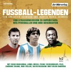 Fußball-Legenden, 1 MP3-CD