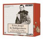 In Stahlgewittern, 10 Audio-CDs