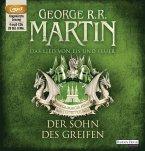 Der Sohn des Greifen / Das Lied von Eis und Feuer Bd.9 (4 MP3-CDs)