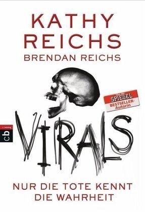 Buch-Reihe Tory Brennan Trilogie von Kathy Reichs