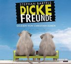 Dicke Freunde, 4 Audio-CDs