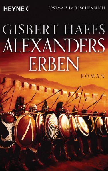 Buch-Reihe Alexander der Große Trilogie