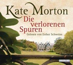 Die verlorenen Spuren, 6 Audio-CDs - Morton, Kate