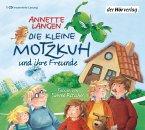 Die kleine Motzkuh und ihre Freunde, 1 Audio-CD
