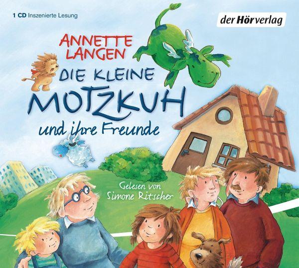 Die kleine motzkuh und ihre freunde 1 audio cd von for Die kleine baustatik