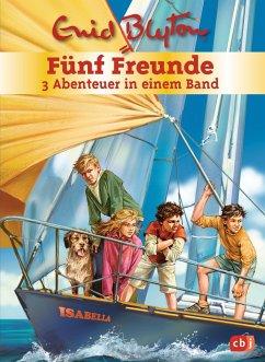 Fünf Freunde - 3 Abenteuer in einem Band / Fünf Freunde Sammelbände Bd.2 - Blyton, Enid