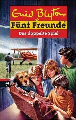 das doppelte spiel f nf freunde von enid blyton. Black Bedroom Furniture Sets. Home Design Ideas