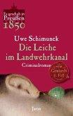 Die Leiche im Landwehrkanal / von Gontard Bd.6 (eBook, ePUB)