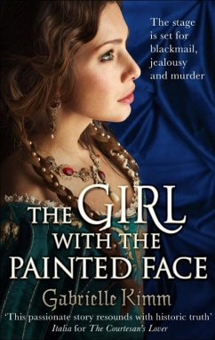The Girl with the Painted Face (eBook, ePUB) - Kimm, Gabrielle