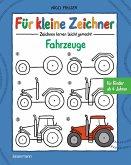 Für kleine Zeichner - Fahrzeuge (eBook, ePUB)