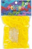 Rainbow Loom - Gummibänder gelb 600 St