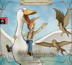 Nils Holgersson, 6 Audio-CDs - Lagerlöf, Selma