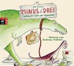 Minus Drei wünscht sich ein Haustier / Minus Drei Bd.1 (1 Audio-CD)