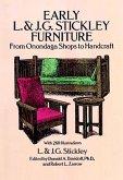 Early L. & J. G. Stickley Furniture (eBook, ePUB)