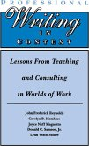 Professional Writing in Context (eBook, ePUB)