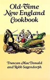 Old-Time New England Cookbook (eBook, ePUB)