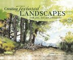 Creating Textured Landscapes with Pen, Ink and Watercolor (eBook, ePUB)