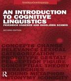 An Introduction to Cognitive Linguistics (eBook, ePUB)