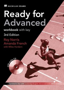 Ready for CAE: Ready for Advanced. Workbook with Audio-CD and Key - Norris, Roy; French, Amanda