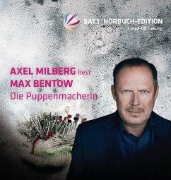 Die Puppenmacherin / Nils Trojan Bd.2 (1 MP3-CDs) - Bentow, Max