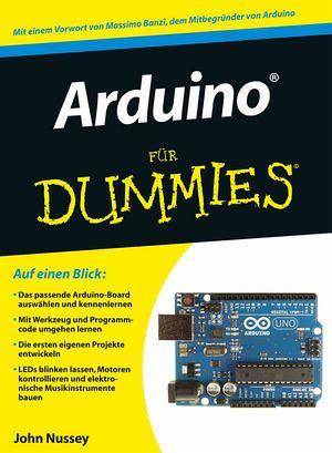 Arduino für dummies von john nussey gerhard franken