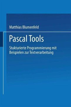 Pascal Tools