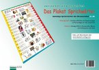 Plakat Sprichwörter mit Übungsheft