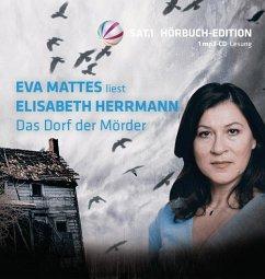 Das Dorf der Mörder / Sanela Beara Bd.1 (1 MP3-CDs) - Herrmann, Elisabeth