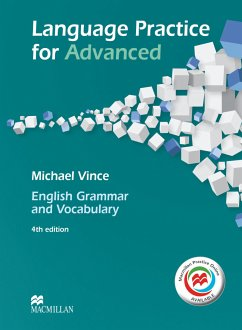 Language Practice for Advanced. Student's Book with MPO (without Key) - Vince, Michael