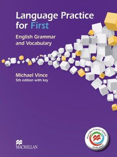Language Practice for First - Student's Book with MPO and Key - Vince, Michael