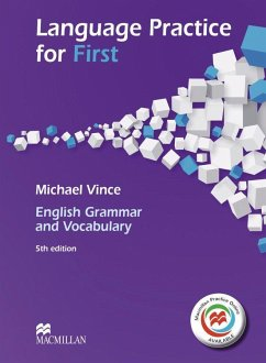 Language Practice for First. Student's Book with MPO (without Key) - Vince, Michael