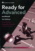 Ready for Advanced - Workbook without Key, w. Audio-CD