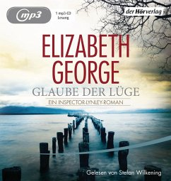 Glaube der Lüge / Inspector Lynley Bd.17 (1 MP3-CD) - George, Elizabeth