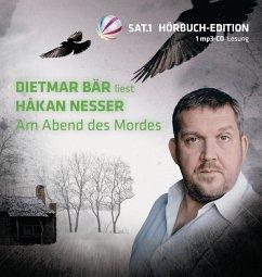 Am Abend des Mordes / Inspektor Gunnar Barbarotti Bd.5 (1 MP3-CD) - Nesser, Hakan