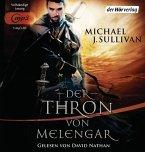 Der Thron von Melengar / Riyria Bd.1 (1 MP3-CDs)